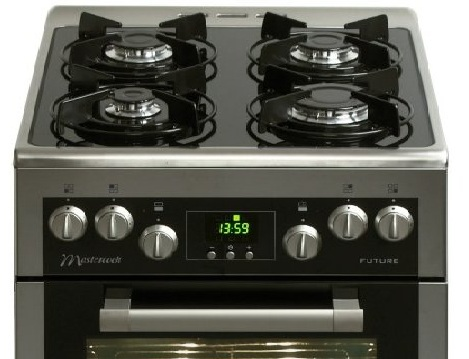 kuchnia gazowoelektryczna mastercook kge 3490 x future