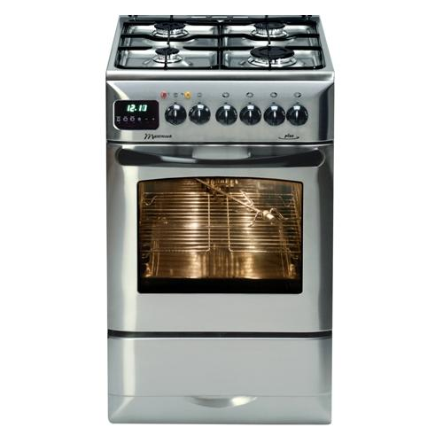Kuchnia gazowo elektryczna Mastercook KGE 3440 ZX PLUS -> Kuchnia Gazowo Elektryczna Mastercook Elegance